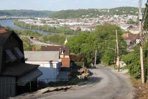 Logan Street in Millvale, photo from Joseph on Flickr