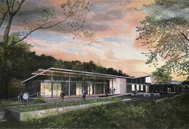 A rendering of Tree Pittsburgh's new Education Center