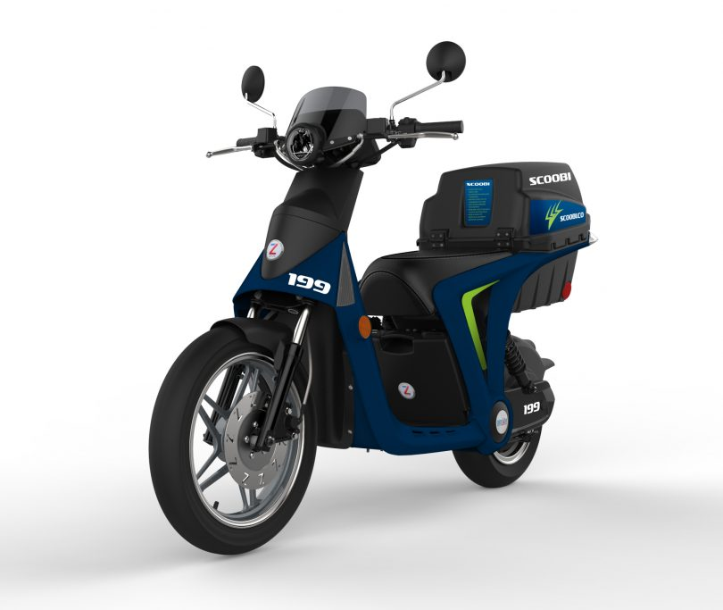 pittsburgh goes green scoobi to launch shared electric scooters
