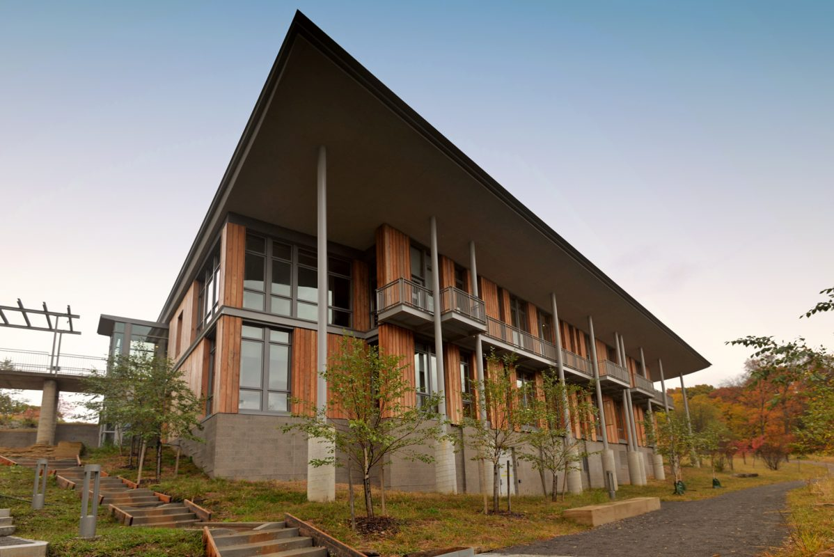 Frick Environmental Center Achieves Living Building Challenge